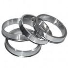 Центровочное кольцо алюминиевое AL 57.1-54.1